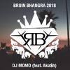 Royal Bhangra (RB) @ Bruin Bhangra 2018 | DJ MOMO (feat. Aka$h)