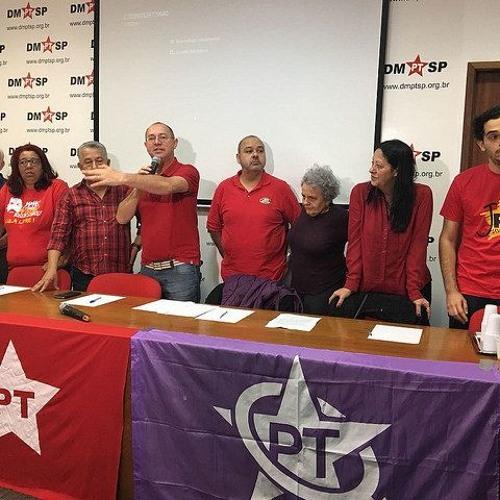 PT reafirma candidatura de Lula à presidência em diversos atos no país