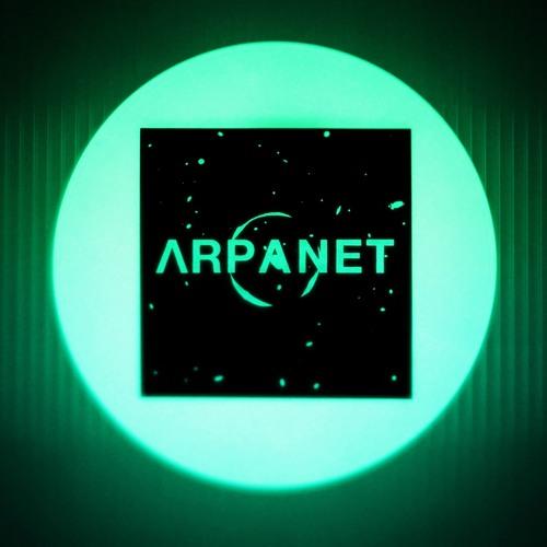 Electric Eclectics - ARPANET - Einstein Ring