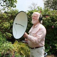 Parabolic Microphone (50cm dish with HMN Sound MicroLav) Various Birds.
