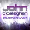 John O'Callaghan @ Digital Society, O2 Academy Leeds 2018-05-27 Artwork