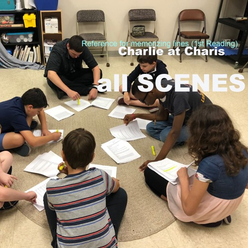 Rehearsal_1st reading_All scenes_Charlie at Charis