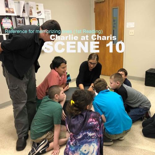 Scene 10 - Charlie at Charis