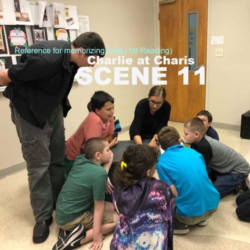 Scene 11 - Charlie at Charis