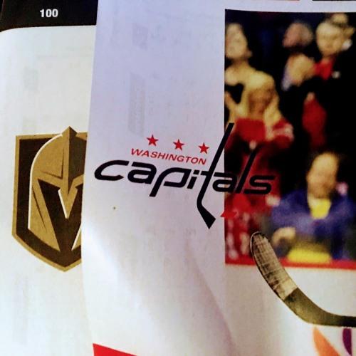 #42 Wer holt den Stanley-Cup: Washington, Vegas oder Riessersee?