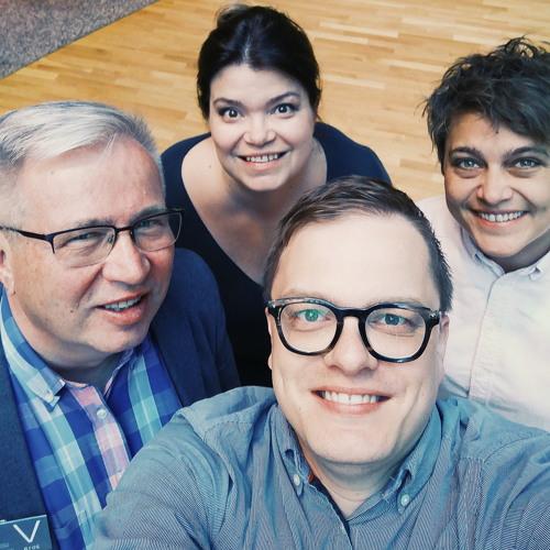 Valtuusto-podcast 30.5. Vieraana Risto Rautava