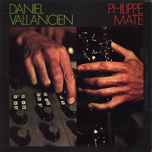 Daniel Vallancien, Philippe Maté