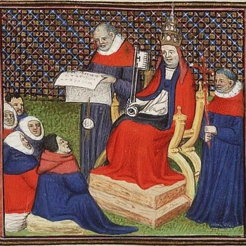 Quand au Moyen-Âge, l'Eglise pardonnait...