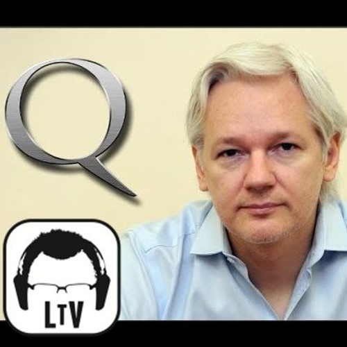 5.28.2018: Julian Assange is #QAnon? 6-11-2018 #TruthMatters