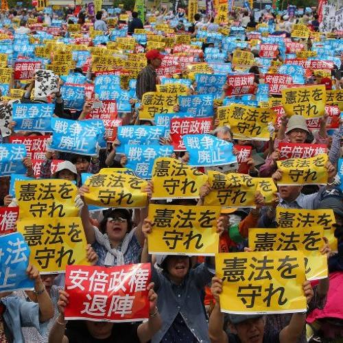 交響曲日本国憲法 第3楽章 「間奏曲」 Symphony 'The Constitution of Japan'3rd Movement'Intermezzo'