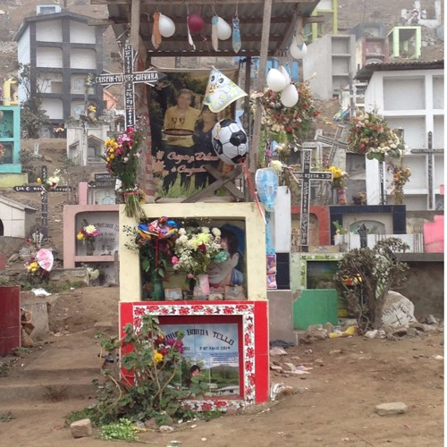 Deathscapes in Latin American Metropolises