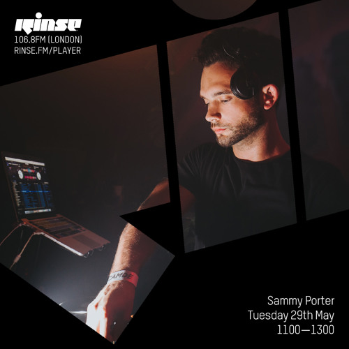 Sammy Porter - 29th May 2018