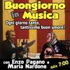 Buongiorno in Musica del 25/05/2018 Maria Nardone... pilota no! navigatore sì?