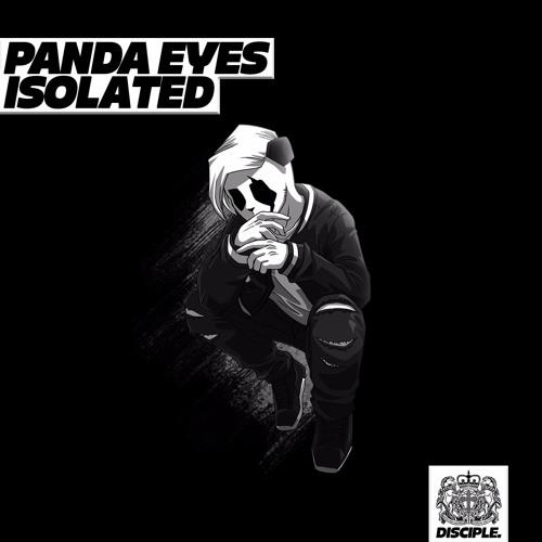 Panda Eyes - Isolated