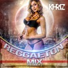 DJ KHRIZ - MIX REGGAETON 01 (JUNIO 2018 )
