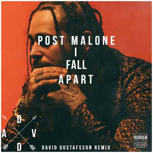 Post Malone I Fall Apart Guitar: I Fall Apart (David