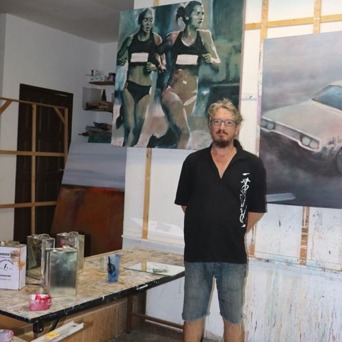 Artists on Phuket Tom Pugh