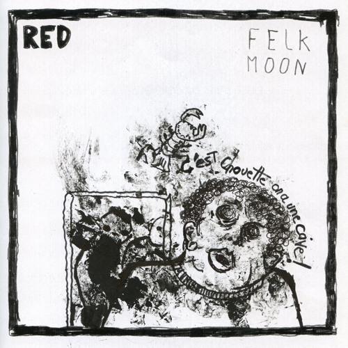 Red - Felk Moon - BISOU records - BIS-009-U - LP