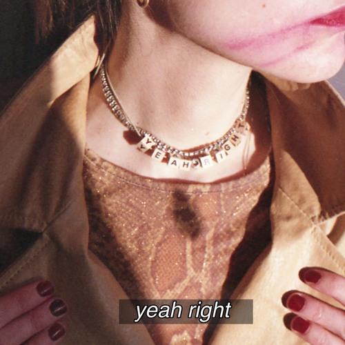 CHINAH - Yeah Right