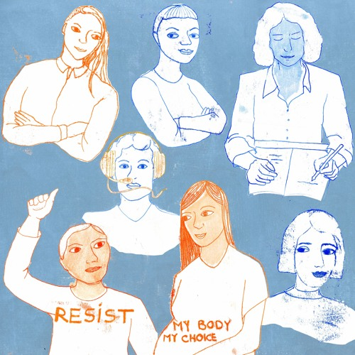 Frauenproteste weltweit | Our Voices, Our Choices