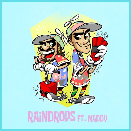 TWOGOOD - Raindrops Ft. Maddy