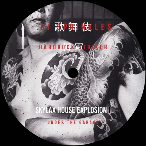 "DJ Sprinkles & Hardrock Striker as SKYLAX HOUSE EXPLOSION I ""Under the Garage"""