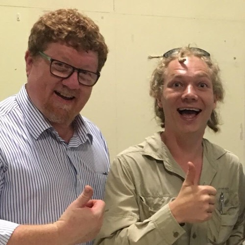 WCC Ep.25. The Cane Toad Challenge with Prof. Rob Capon