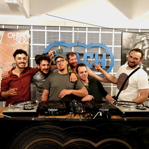 Groove Infection: Sümetrix live and direct!