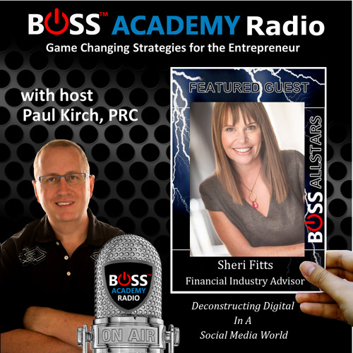192 - Sheri Fitts - The Age Of Authenticity And Its Impact On Business