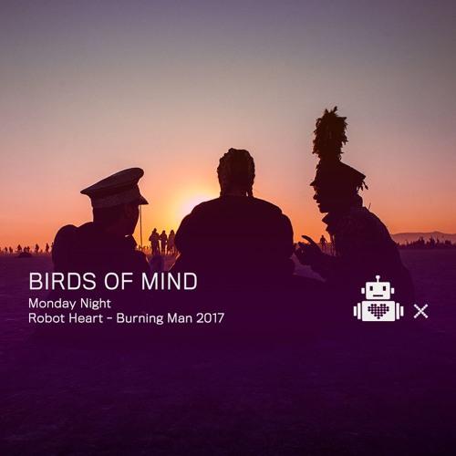Birds Of Mind - Robot Heart 10 Year Anniversary - Burning Man 2017