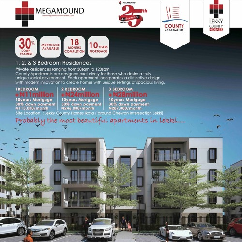 County Apartments Launch Jingle