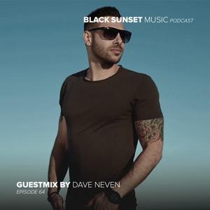 Dave Neven - Black Sunset Music Podcast 064 2018-05-30 Artwork
