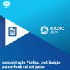 Administração Pública: contribuição para e-book vai até junho