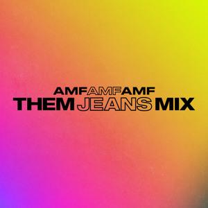 Destructo & Them Jeans - All My Friends Music Festival Mix Vol. 1 2018-05-30 Artwork