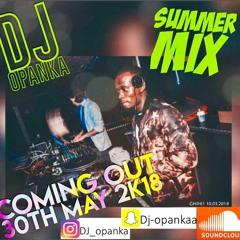 DJ OPANKA Summermix 2k18