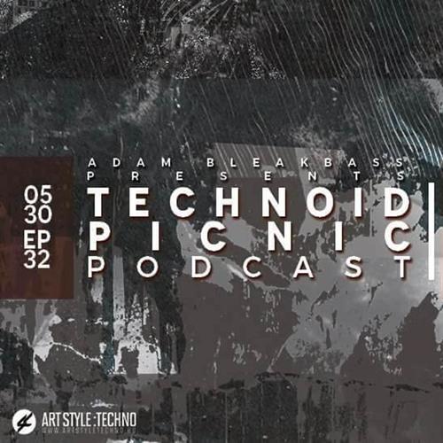 Sade Rush live @ Technoid Picnic Podcast EP032, 30.05.2018