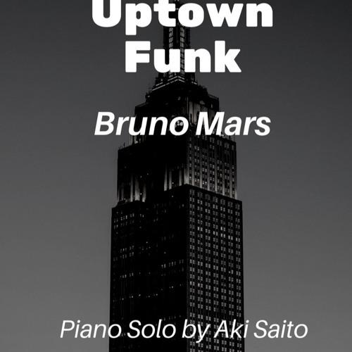 Uptown Funk - Aki Saito