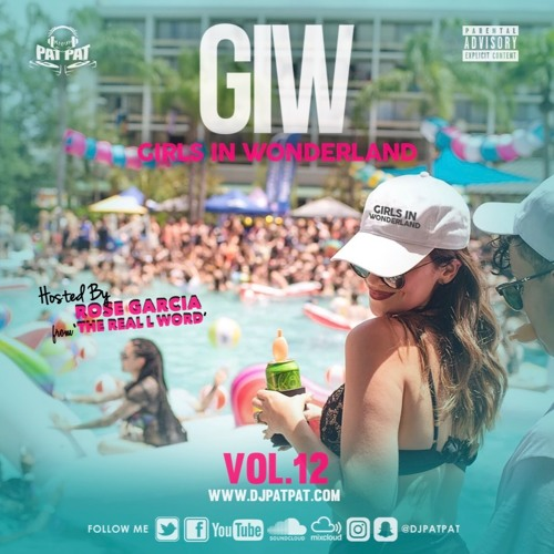 Dj Pat Pat Girls in Wonderland Vol.12 2018