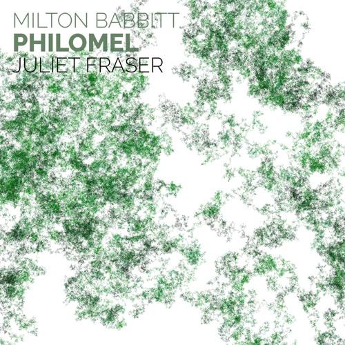 Milton Babbitt: Philomel (binaural excerpt — for headphone listening)