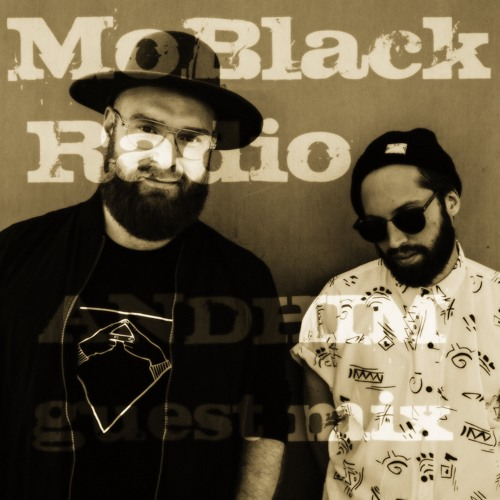 MoBlack Radio Show #001 by Andhim