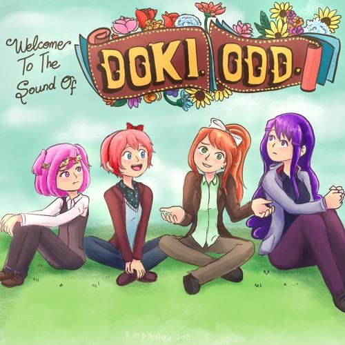 Downpour Reality - Panic! At The Disco x Doki Doki Literature Club cover