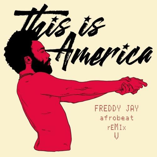 Freddy Jay - This iz Amerikkka (Afrobeat Mix)