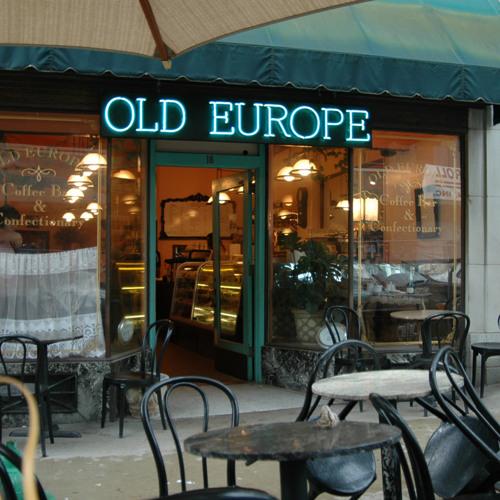 Old Europe, instr. suite*