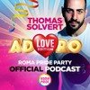 Thomas Solvert Official Podcast Roma Pride 2018 @ Adoro Love Edition