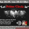 "Radio Wellenflug Sondersendung ""Let Prime Circle In"""
