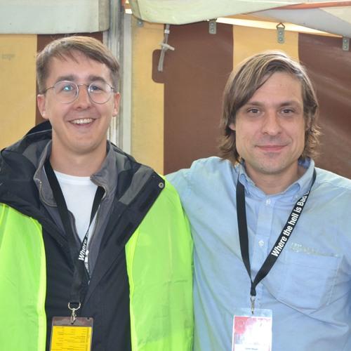 Bad Bonn Kilbi 2018: Interview John Maus