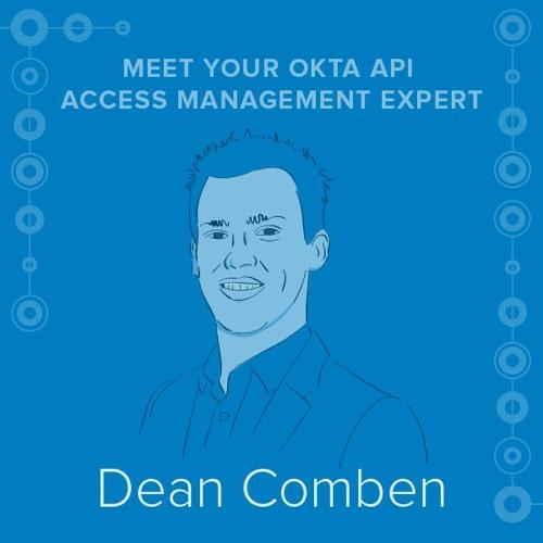 Meet Your API Access Management Expert - Dean Comben
