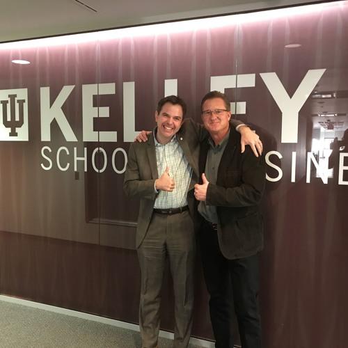 IU Kelley CEO Podcast with Scott Abbott