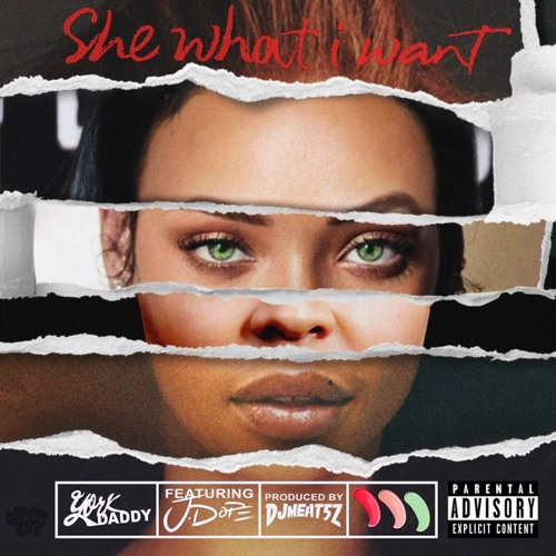 York Daddy Ft. J Dope - She What I Want (Prod By Dj Meat5z)