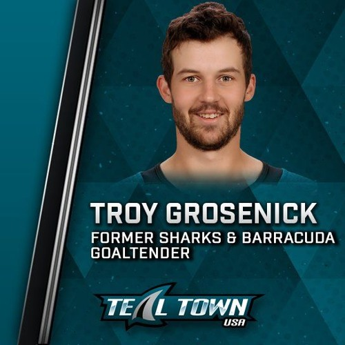 Interview: Troy Grosenick - Former San Jose Sharks and Barracuda Goaltender